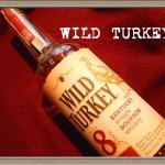ワイルドターキー 8年 バーボンの代名詞ともいえるウイスキー WILD TURKEY