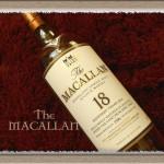 ザ・マッカラン18年 『シェリー樽』優雅に香るシングルモルトウイスキー The MACALLAN
