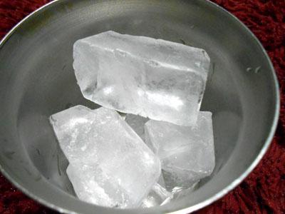 ハイボール 氷