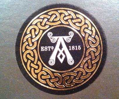 アードベッグ ロゴ