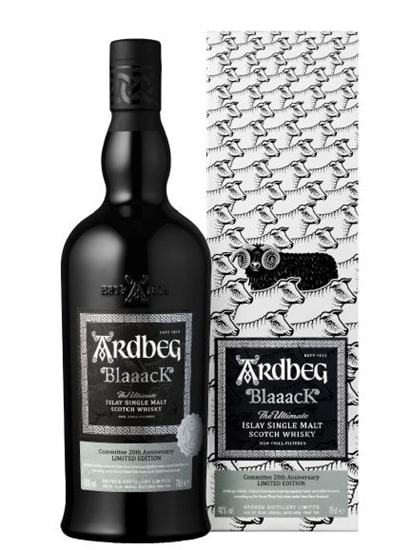 Ardbeg Blaaack,価格,予約,販売,限定,ウイスキー,味,原酒,通販,定価,