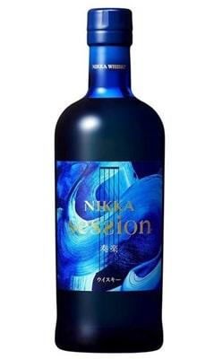 NIKKA session 予約 定価 新発売 味 ブレンデッドモルトウイスキー