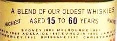 ジョニーウォーカー ブルーラベル,味,定価,飲み方,価格,シリアルナンバー,熟成年数