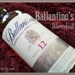 バランタイン ブレンデッドモルト12年「意外性ある味わい」評価&レビュー・飲み方は?