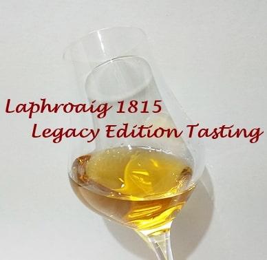 ラフロイグ1815レガシーエディション,味わい,テイスティング,スモーキー,限定,飲み方,